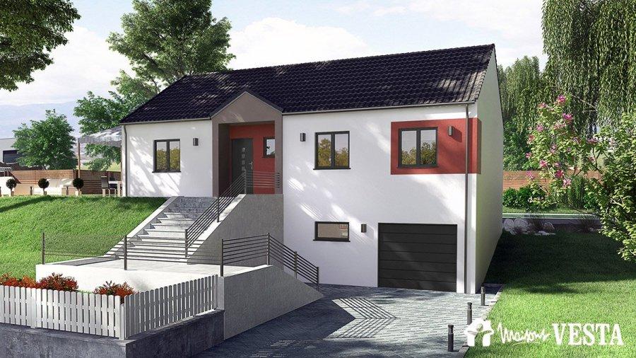 acheter maison 5 pièces 90 m² bionville-sur-nied photo 1