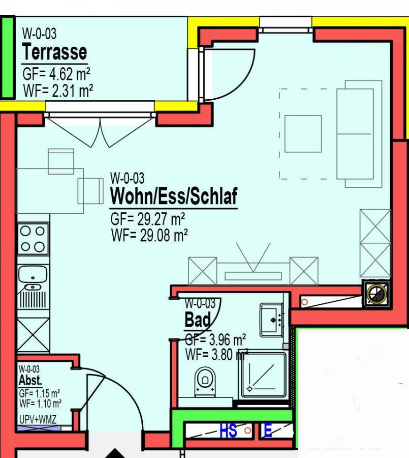 wohnung kaufen bitburg 56 m athome. Black Bedroom Furniture Sets. Home Design Ideas