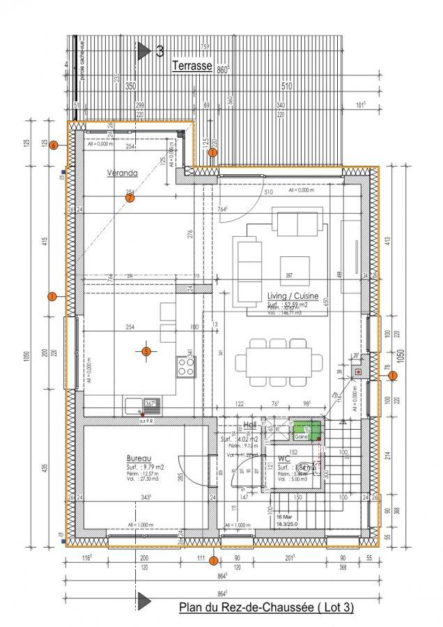 acheter maison individuelle 4 chambres 130.21 m² altlinster photo 4