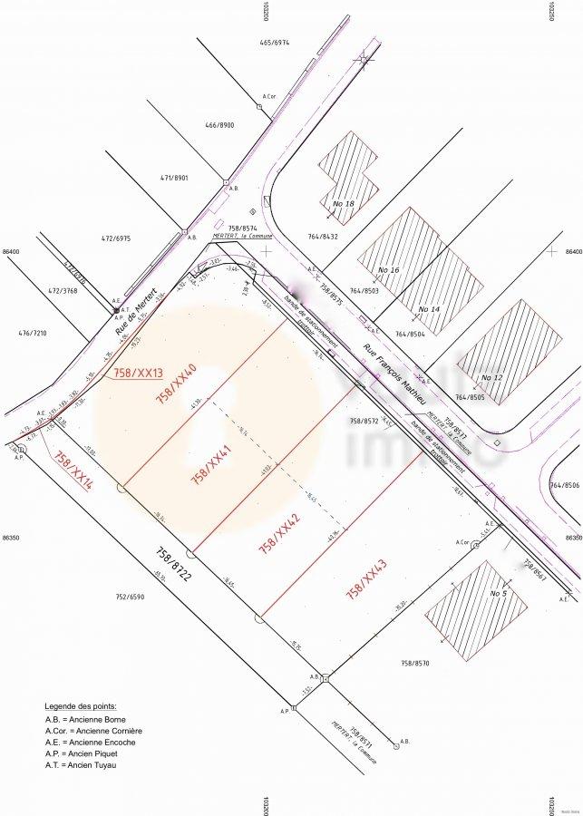 Terrain constructible à vendre à Wasserbillig