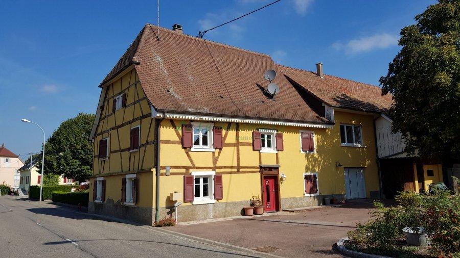Maison à vendre F7 à Fislis