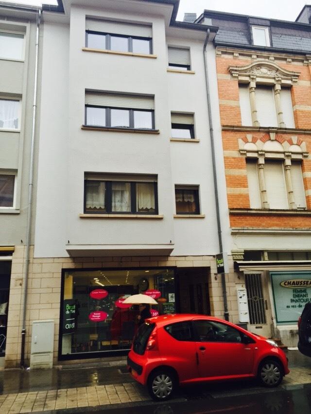 Immeuble de rapport à vendre 5 chambres à Esch-sur-alzette
