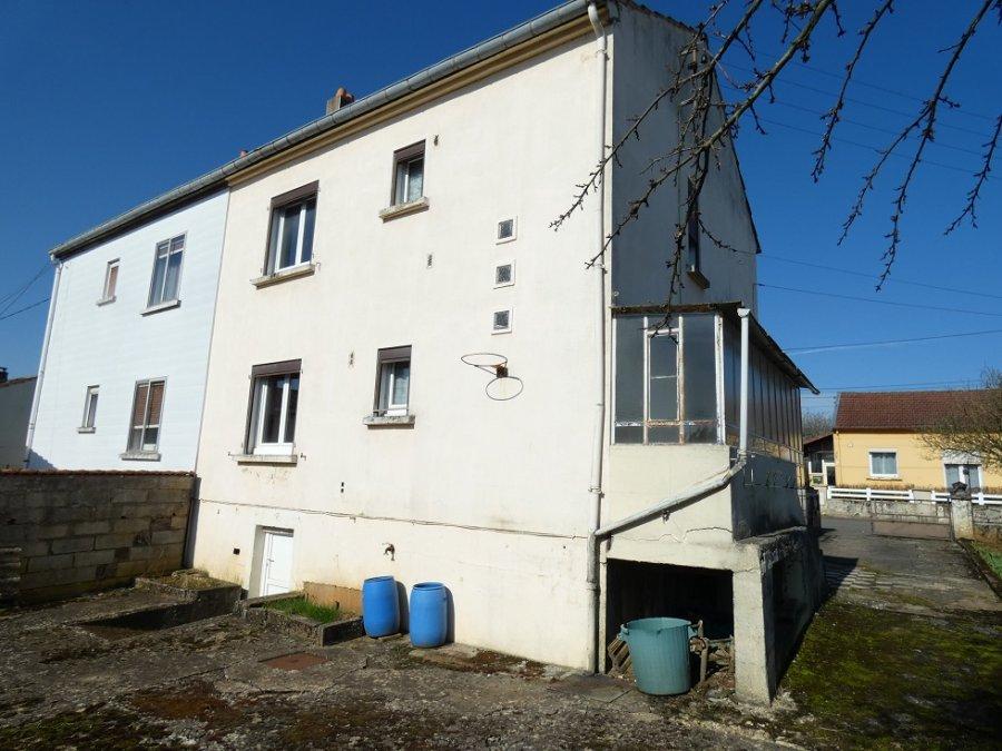 Maison à vendre F5 à Boulange