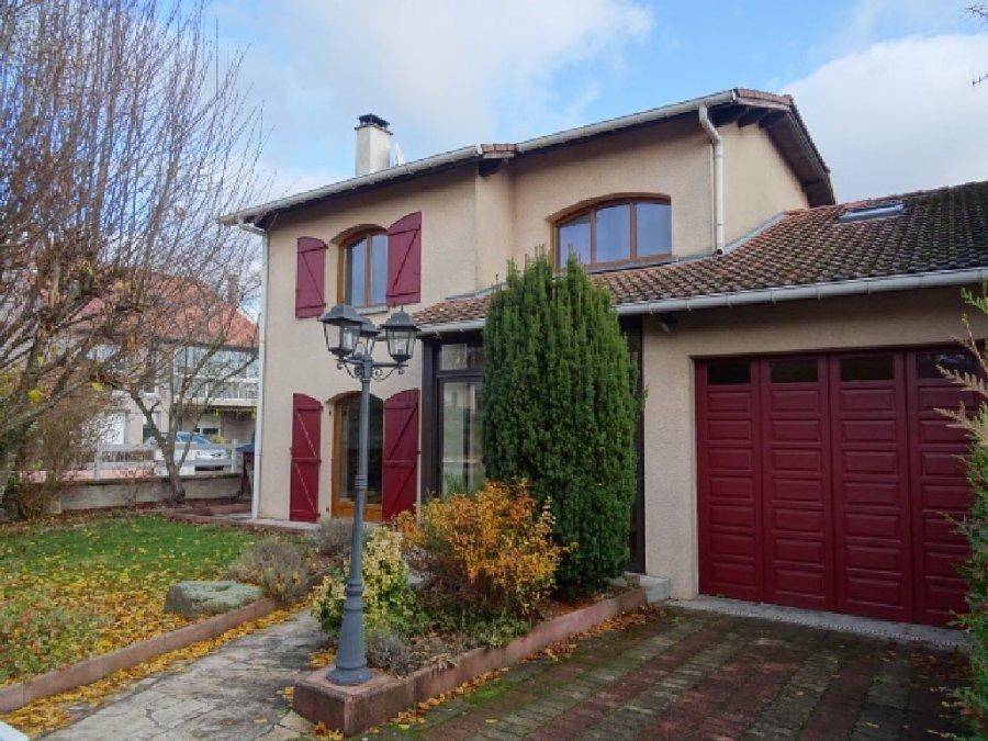 acheter maison 6 pièces 160 m² lunéville photo 1