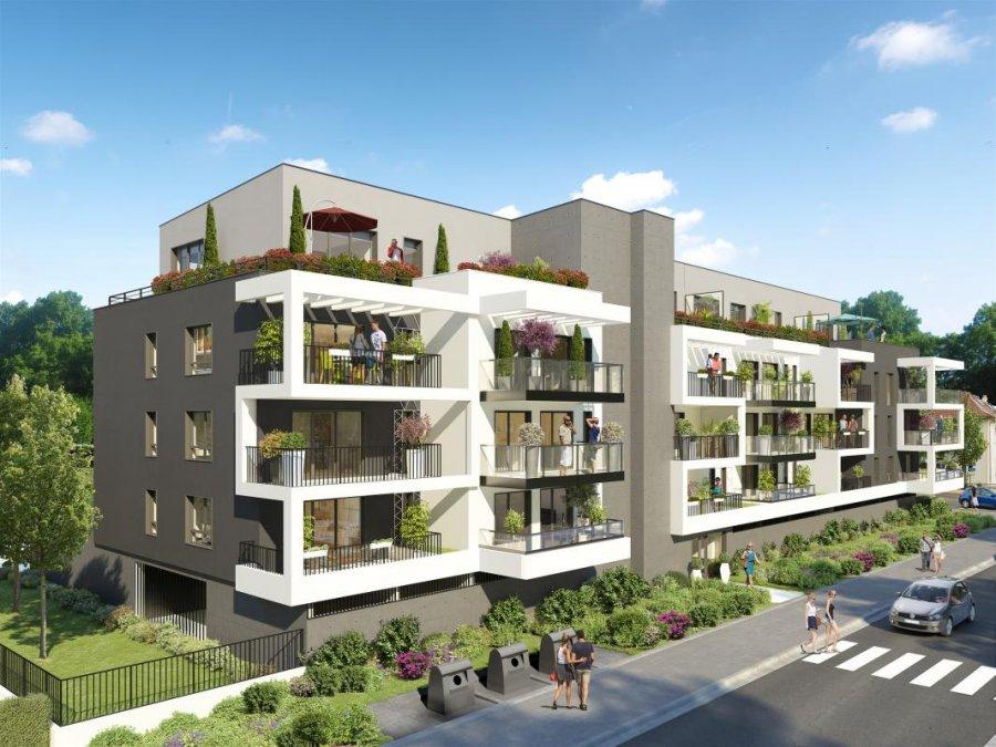 acheter appartement 4 pièces 86 m² montigny-lès-metz photo 2