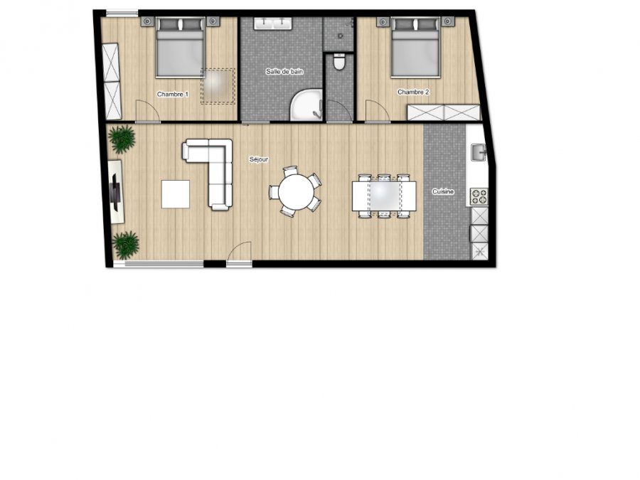 acheter loft 4 pièces 95 m² saint-julien-lès-metz photo 4