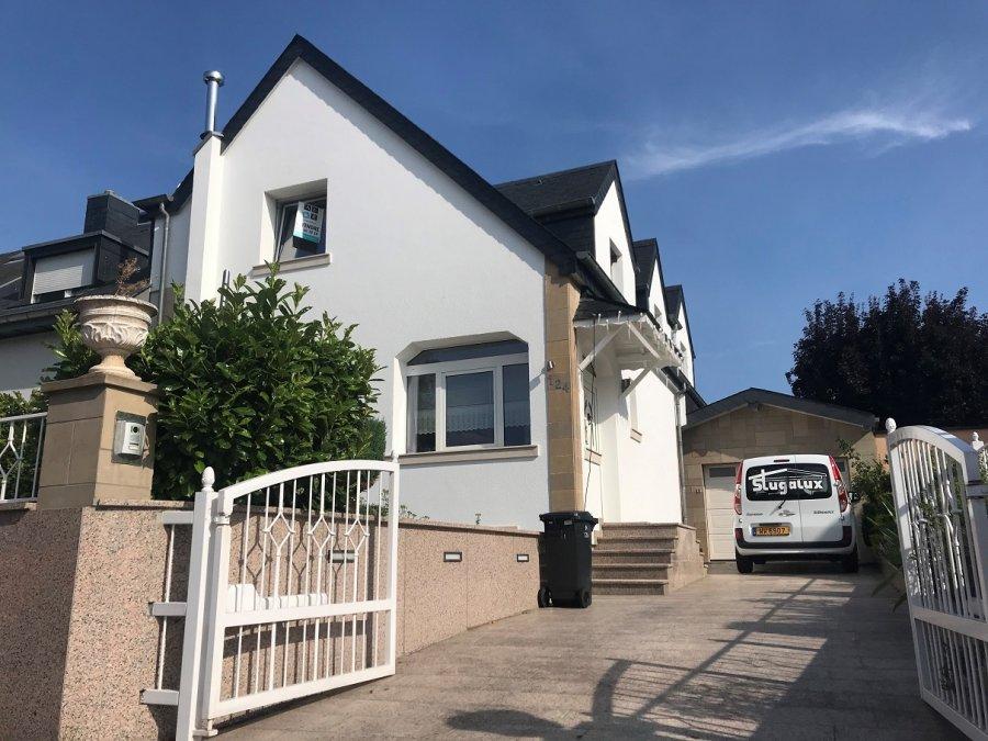 Maison à vendre 3 chambres à Luxembourg-Hamm