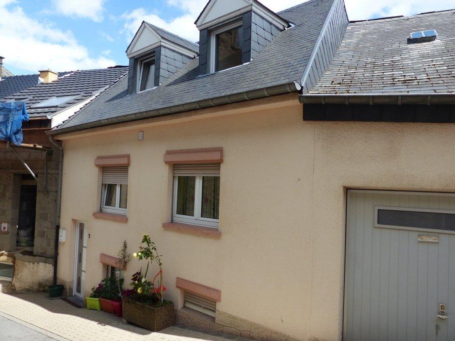 terraced for buy 4 bedrooms 204 m² wiltz photo 1