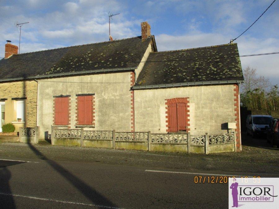 Maison à vendre F4 à Moisdon la riviere