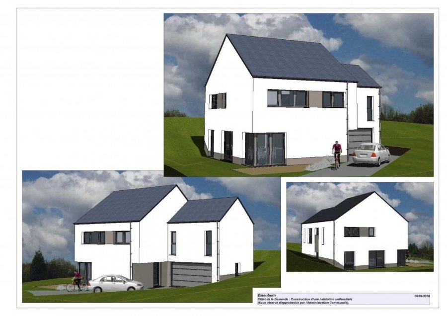 acheter lotissement 0 chambre 174 à 279 m² eisenborn photo 2