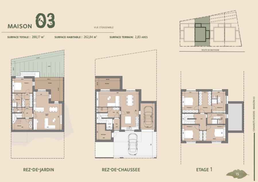 acheter maison jumelée 4 chambres 262.84 m² wiltz photo 3