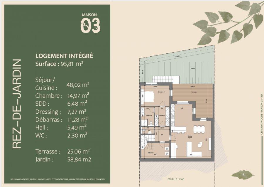 acheter maison jumelée 4 chambres 262.84 m² wiltz photo 4