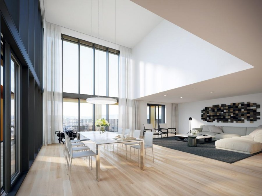 acheter duplex 4 chambres 229.6 m² differdange photo 2