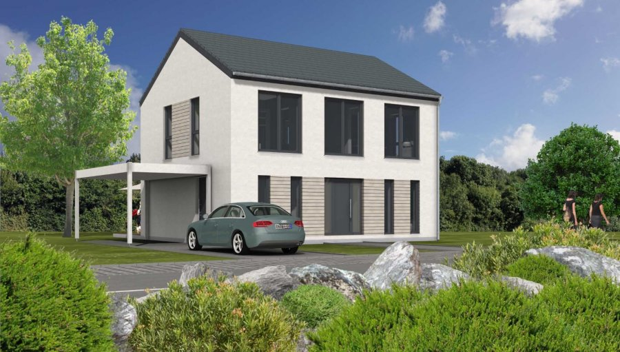 acheter maison individuelle 3 chambres 120 m² bech-kleinmacher photo 1
