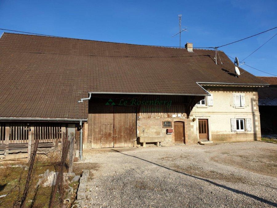 Maison à vendre F5 à Fislis