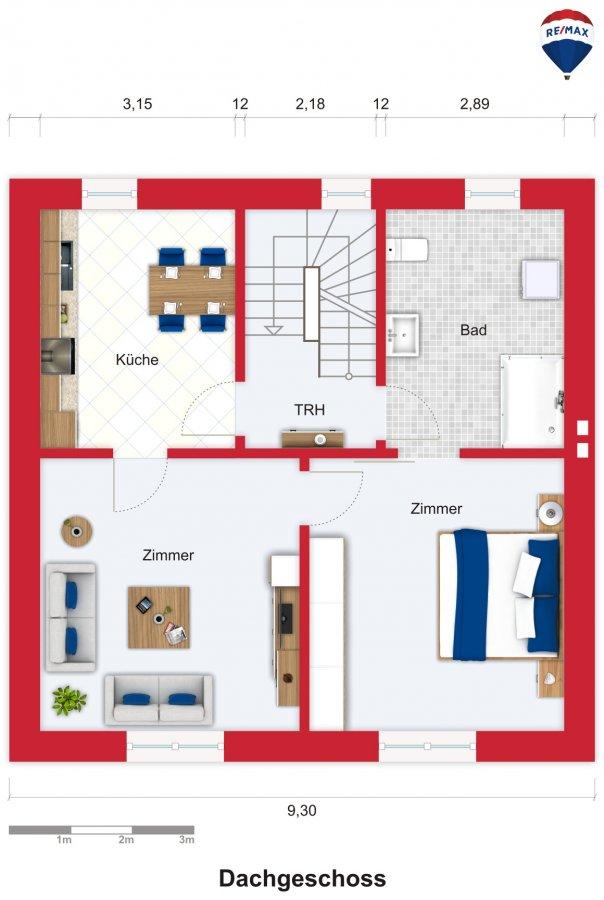 wohnung mieten 2 zimmer 61 m² saarbrücken foto 2
