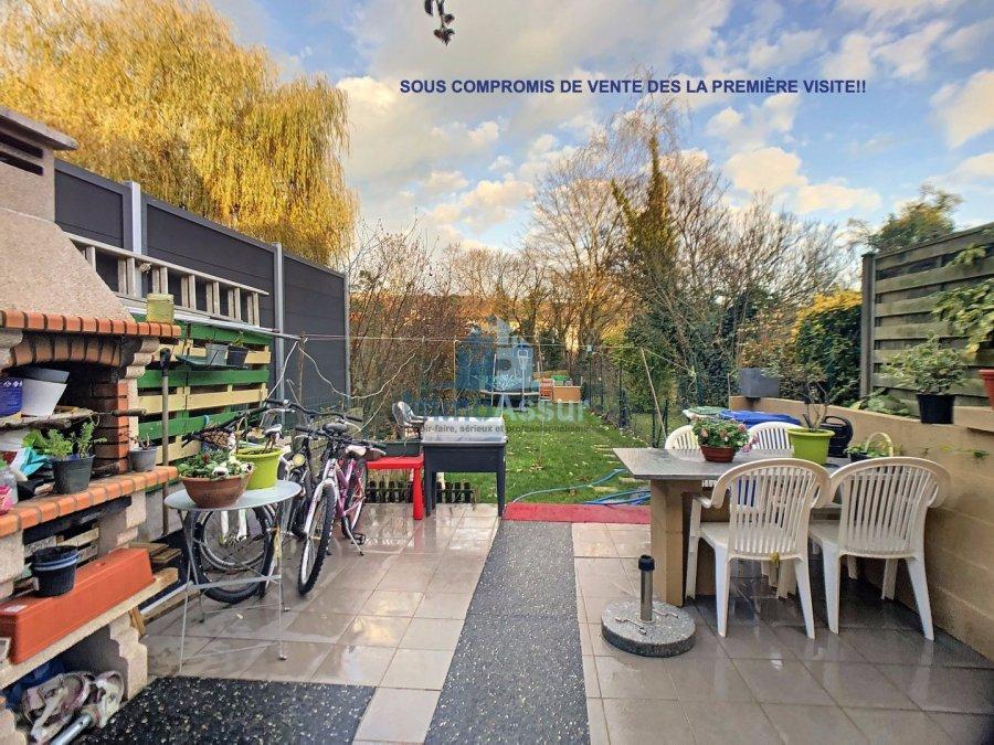 acheter maison 3 chambres 110 m² esch-sur-alzette photo 1