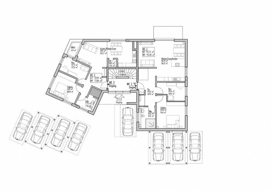 acheter appartement 3 pièces 73.88 m² kenn photo 4