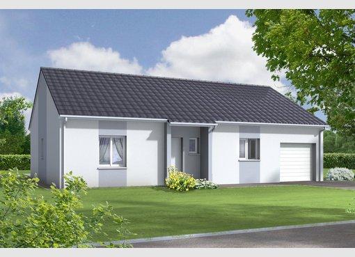 Neuf maison sarreguemines moselle r f 5138343 for Neuf maison