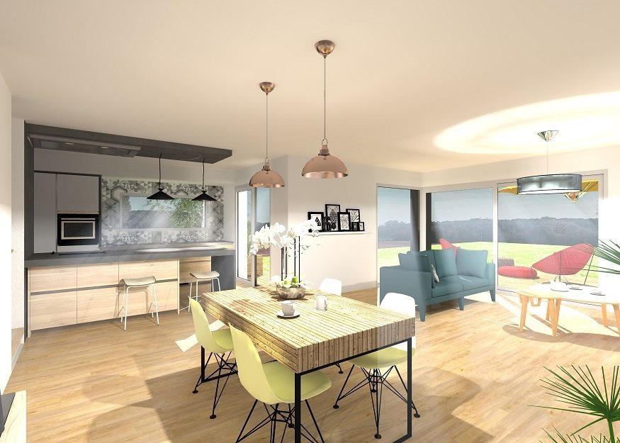 acheter maison individuelle 5 pièces 115 m² hettange-grande photo 3