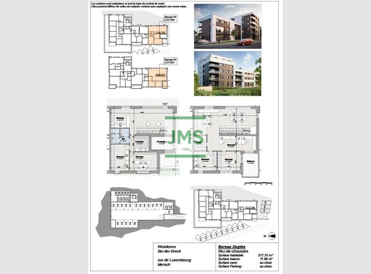 Office for sale in Mersch (LU) - Ref. 6139047