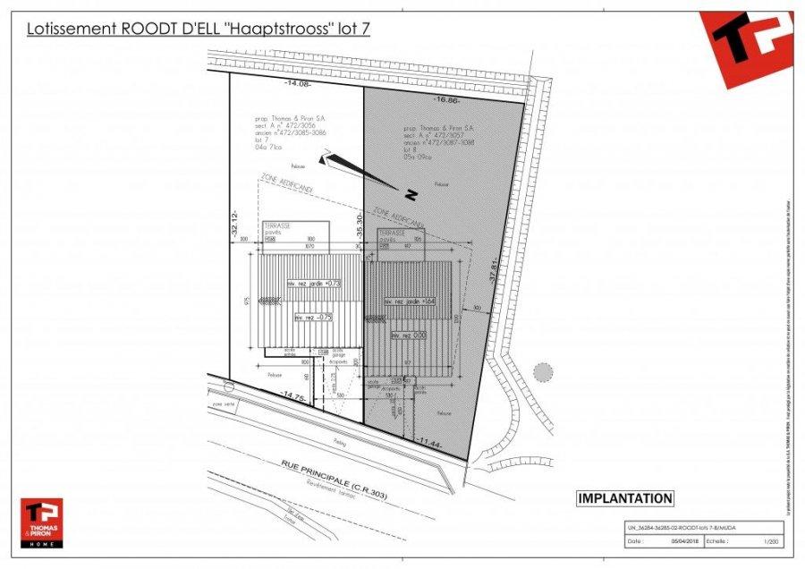 acheter maison individuelle 4 chambres 124 m² roodt photo 4