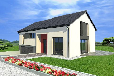 acheter maison 1 pièce 106 m² saint-avold photo 1