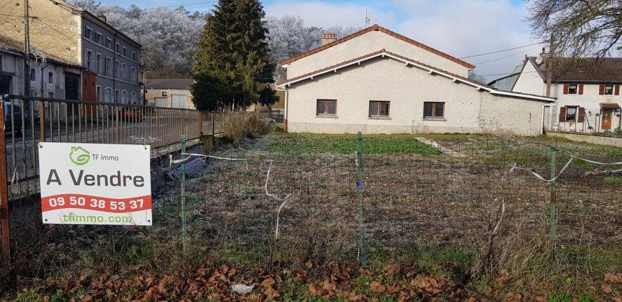 Maison à vendre 3 chambres à Void vacon
