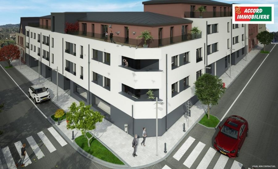 acheter appartement 3 chambres 105.1 m² rodange photo 3