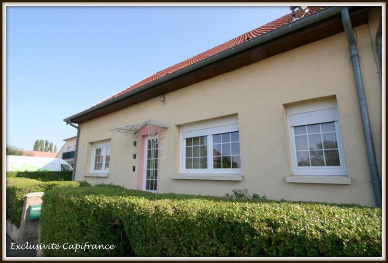 acheter maison 5 pièces 100 m² amanvillers photo 1