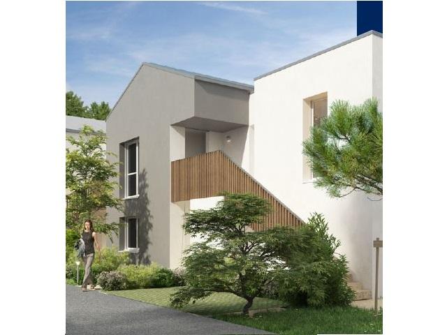 acheter appartement 3 pièces 64.1 m² saint-nazaire photo 1
