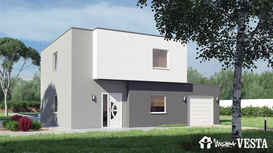 acheter maison 6 pièces 101 m² amanvillers photo 1