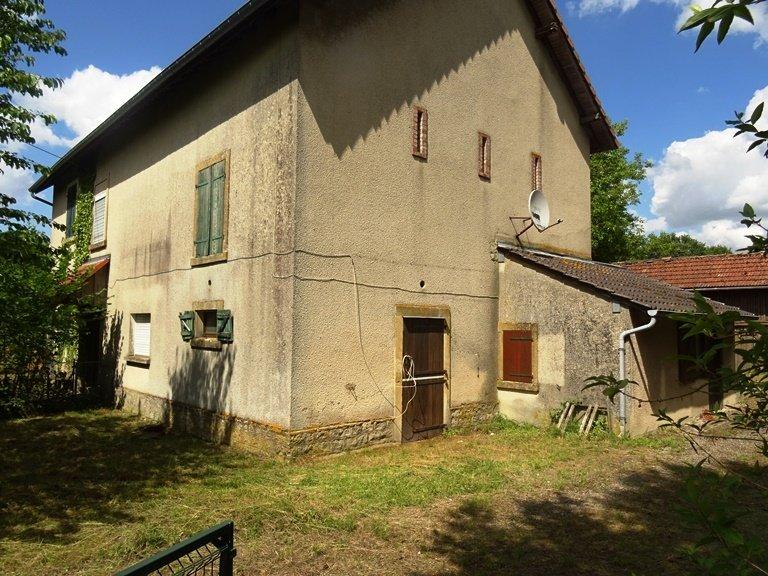 Maison à vendre F5 à Oudrenne