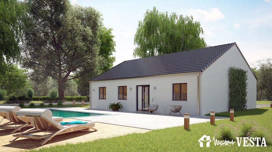 acheter maison 6 pièces 100 m² condé-northen photo 3