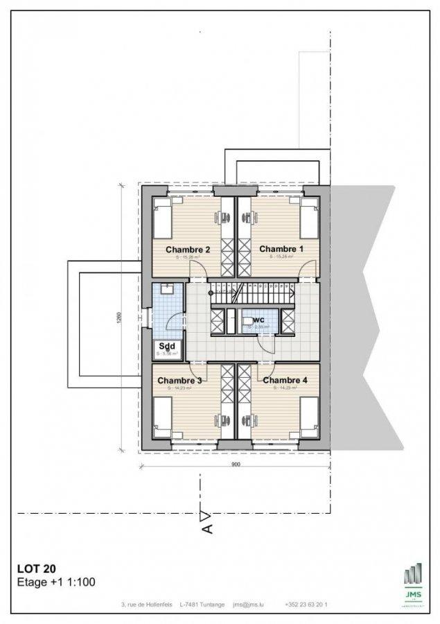 acheter maison jumelée 5 chambres 259 m² brouch (mersch) photo 7