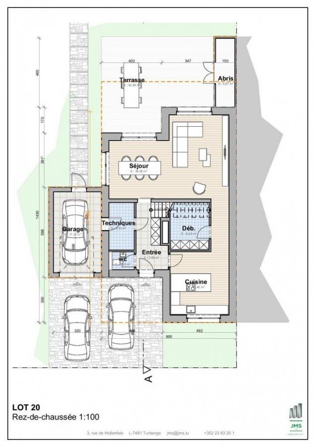 acheter maison jumelée 5 chambres 259 m² brouch (mersch) photo 6