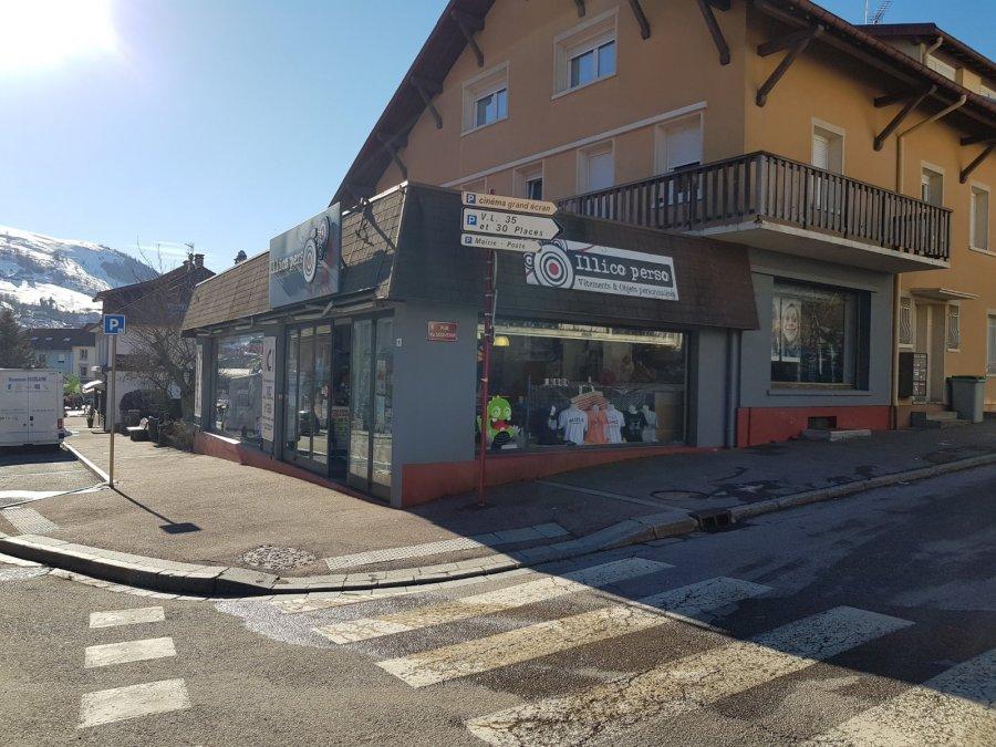 Local commercial à louer à La bresse