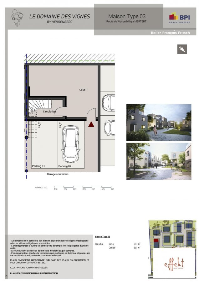 acheter maison 5 chambres 215 m² mertert photo 7