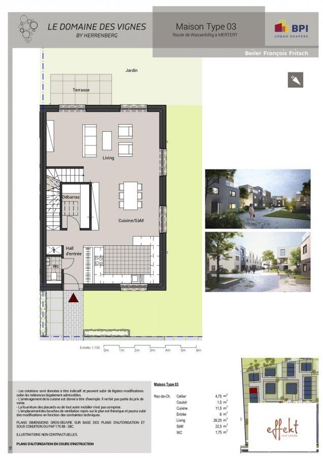 acheter maison 5 chambres 215 m² mertert photo 4