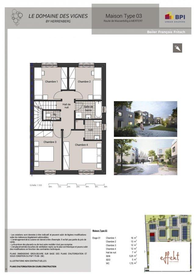 acheter maison 5 chambres 215 m² mertert photo 5