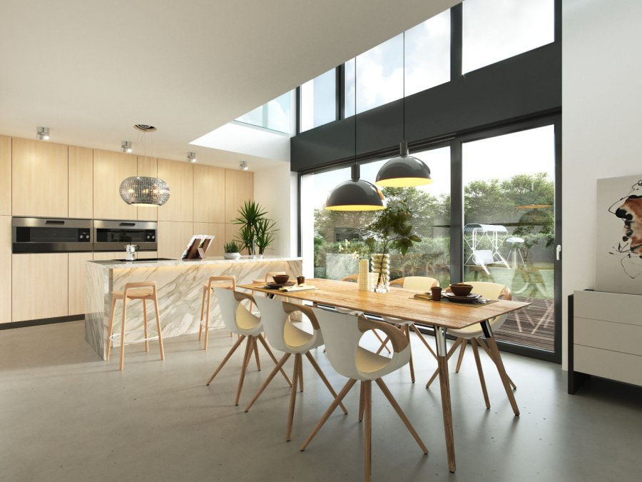 acheter maison mitoyenne 4 chambres 164.74 m² oberkorn photo 1