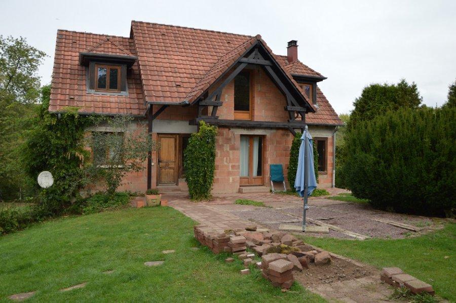 acheter maison 7 pièces 135 m² lemberg photo 1