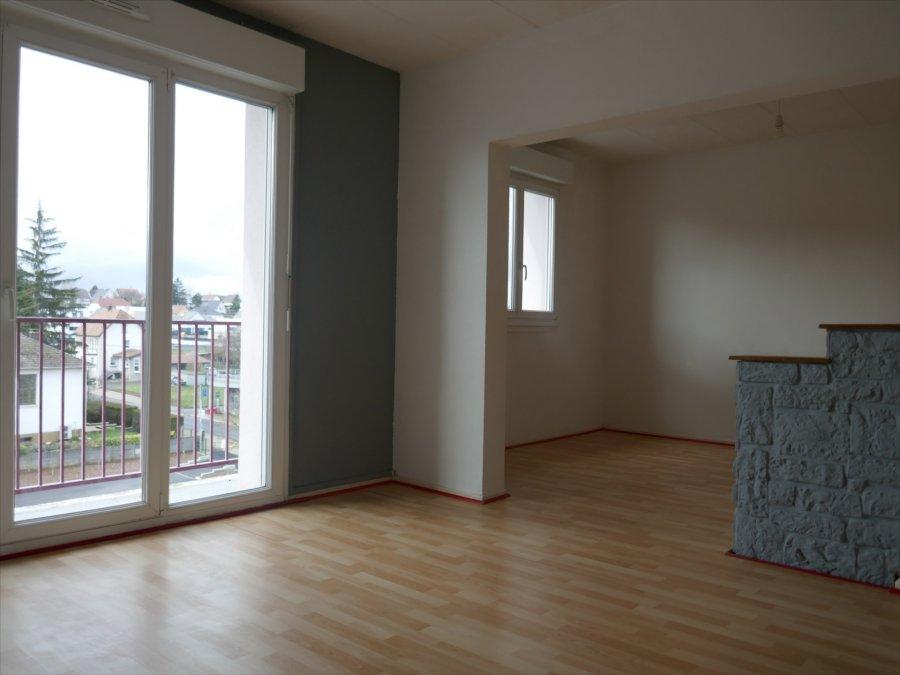 Appartement à louer F4 à Didenheim