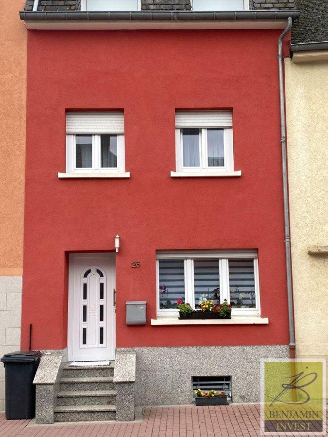 Maison jumelée à vendre 5 chambres à Rumelange