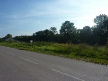 Terrain constructible à vendre à Anzeling