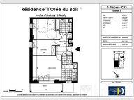 Appartement à louer F3 à Marly - Réf. 5205943