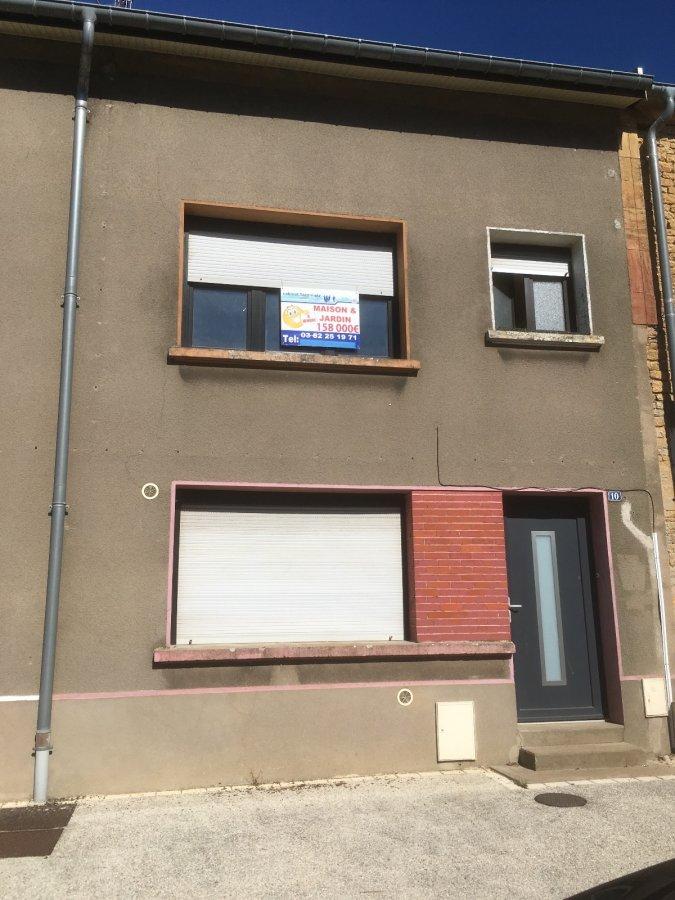 Maison à vendre F4 à Haucourt centre
