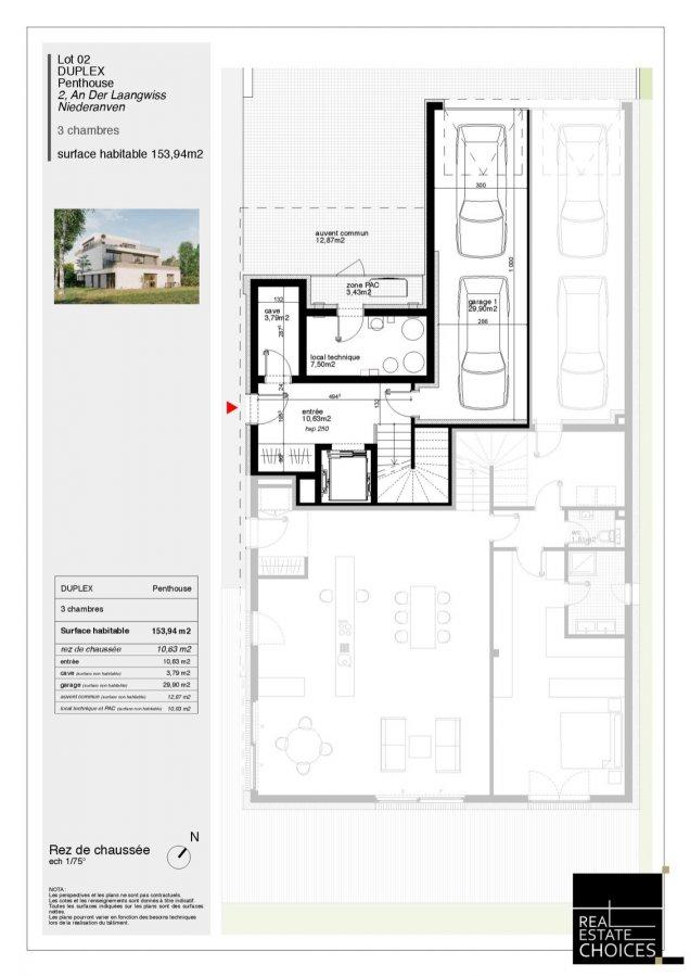 duplex for buy 3 bedrooms 166 m² niederanven photo 6