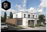 Maison jumelée à vendre 3 Chambres à Kehlen (LU) - Réf. 6784199