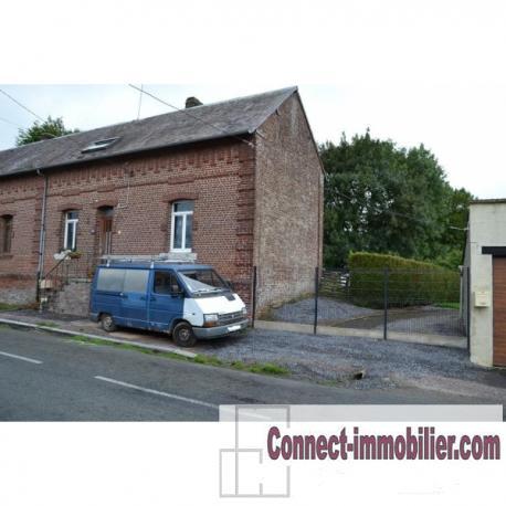 acheter maison 3 pièces 75 m² le nouvion-en-thiérache photo 1